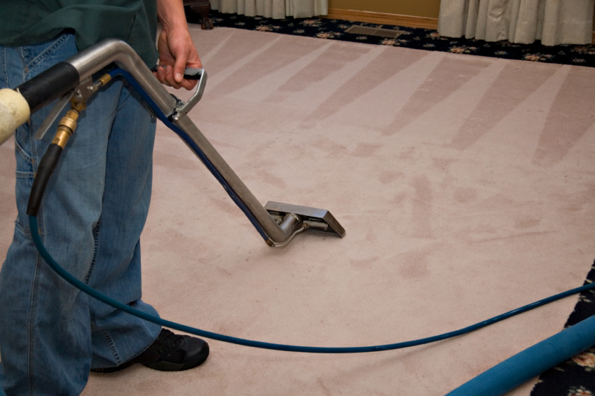 Some professional advice for carpet cleaning