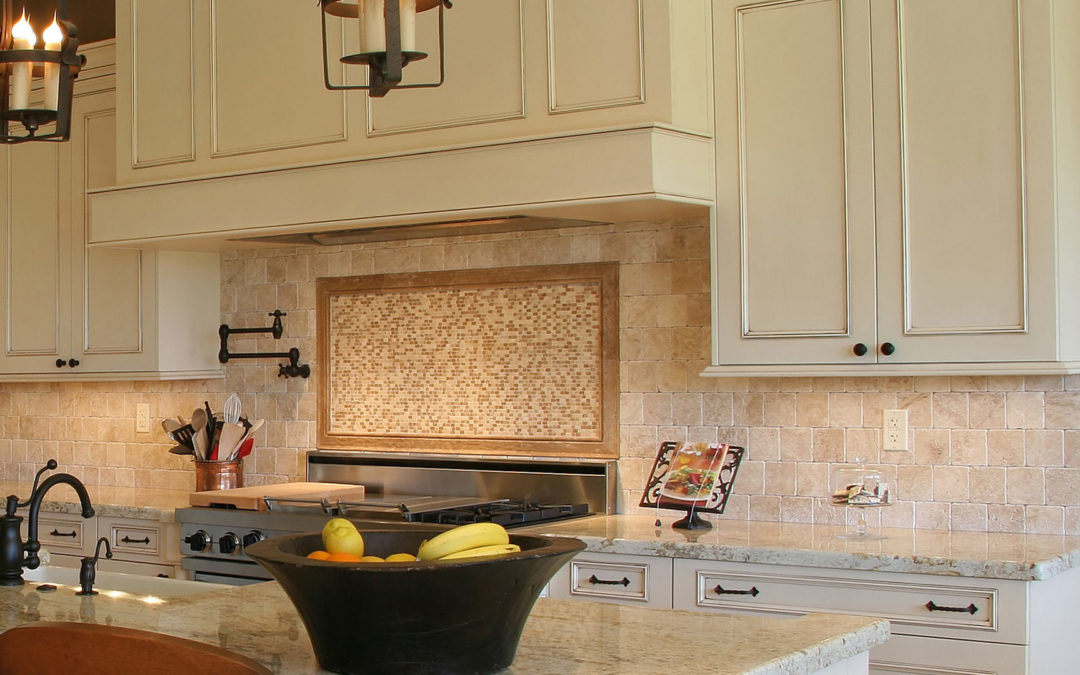 Backsplash ideas to spruce up your kitchen