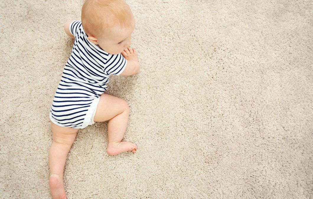 There are several factors that can influence how long the carpet cleaning will take to complete