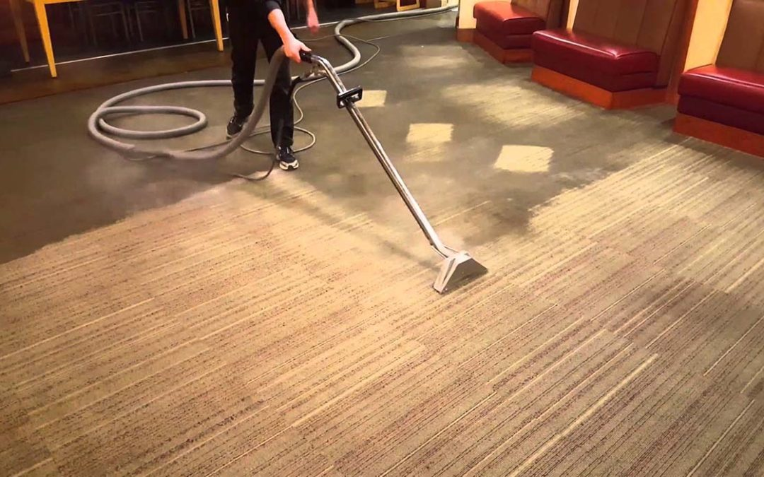 Maintain a good impression by having your carpets cleaned