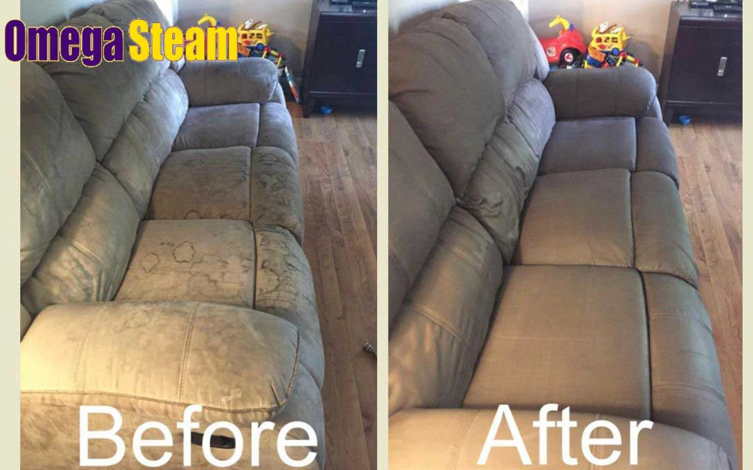 Can I Clean my own Upholstery?